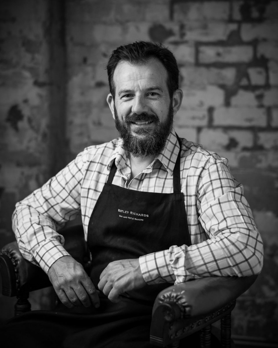 Interview with Westley Richards Finisher – Julian Fanthome
