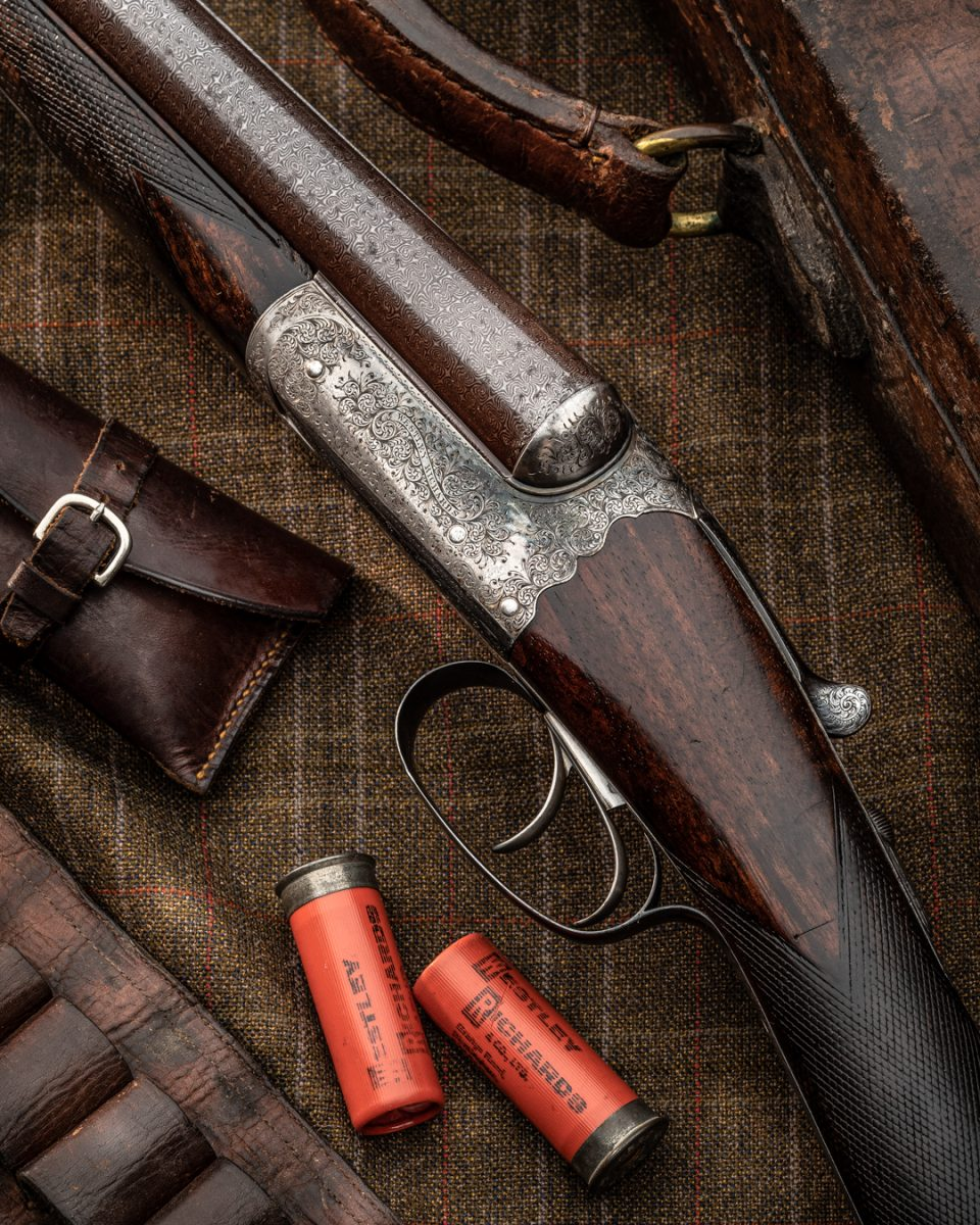 The Classic Late-Victorian Westley Richards Game Gun