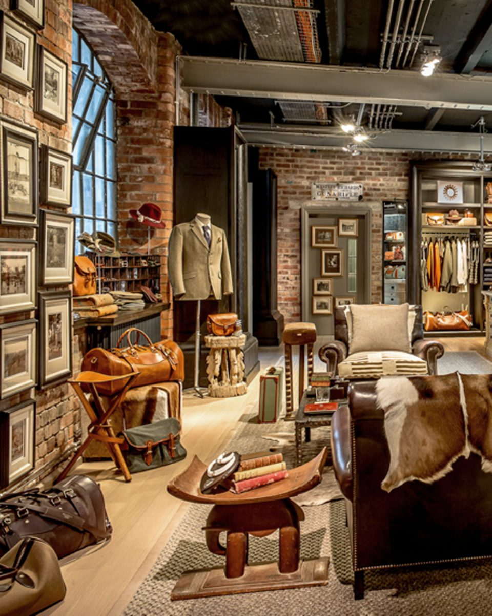 The Westley Richards Flagship Store is Open!