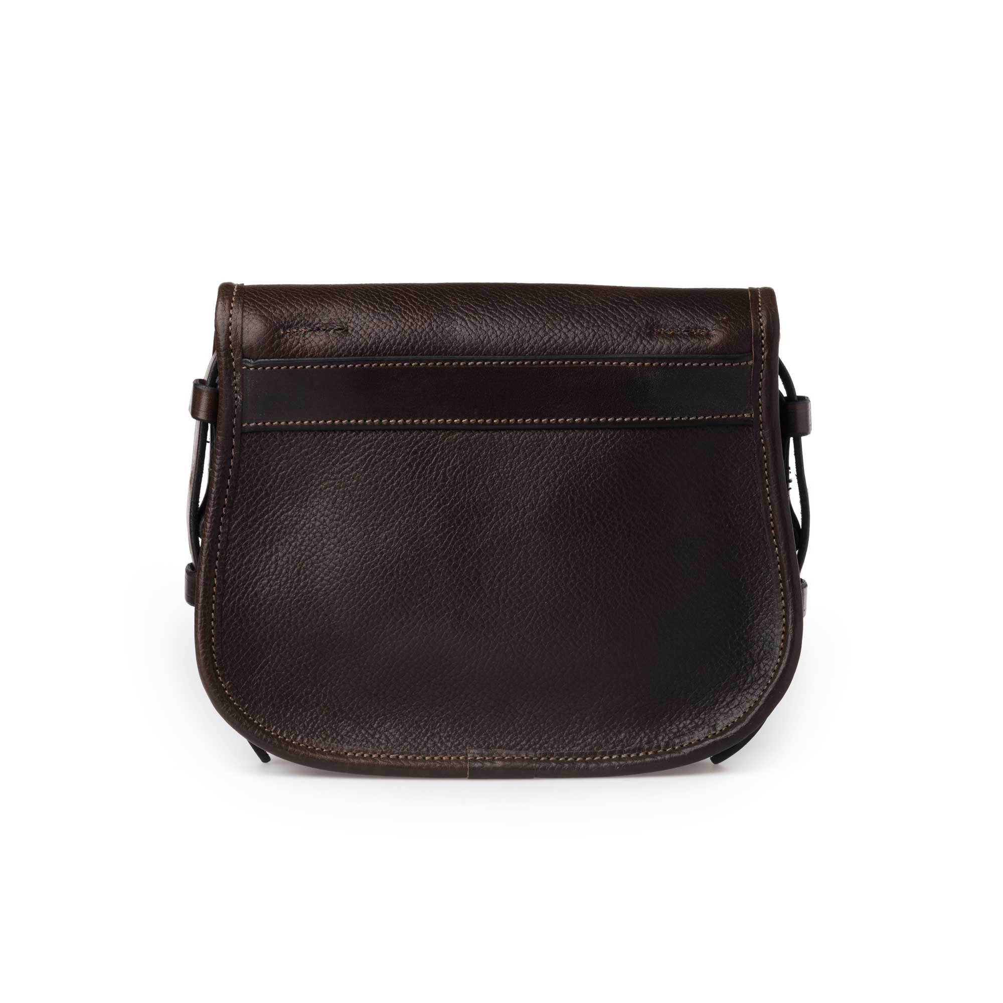 Perfecta  Cartridge Bag - Dark Tan.