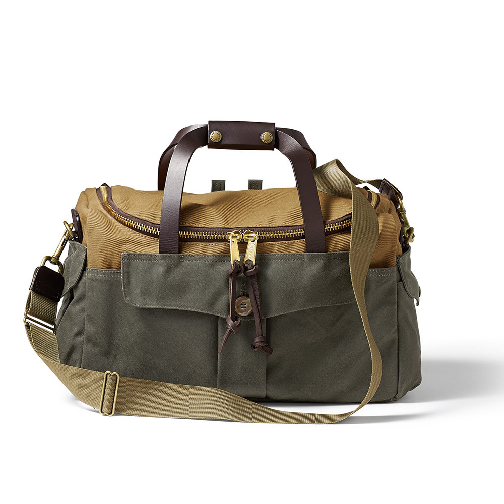 Filson Heritage Sportsman Bag - Tan Olive   W.R.   Co Ltd e9818681c2