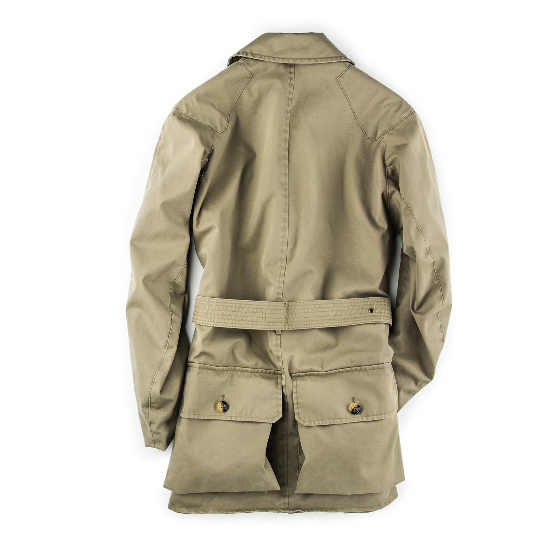 6487e1bd6b41f Grenfell - The Shooter Jacket - Sand | W.R. & Co Ltd