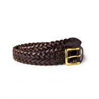 W. R. & Co. Hand Plaited Belt