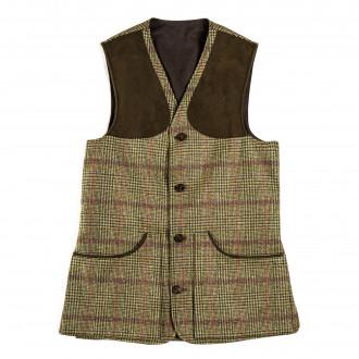 Westley Richards Rannoch Tweed Shooting Waistcoat