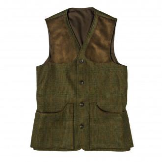 Westley Richards House Tweed Shooting Waistcoat