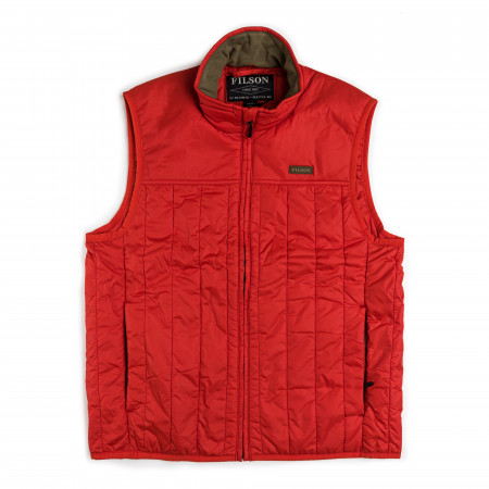 Ultra Light Weight Vest - Pheasant Red