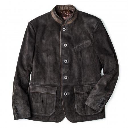 Men's Frank Suede Jacket