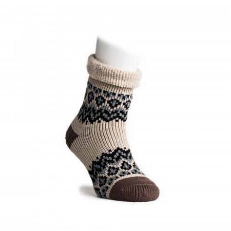 Nordic Socks in Ivory