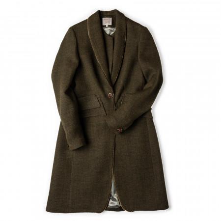 Ladies Jazz Front Coat