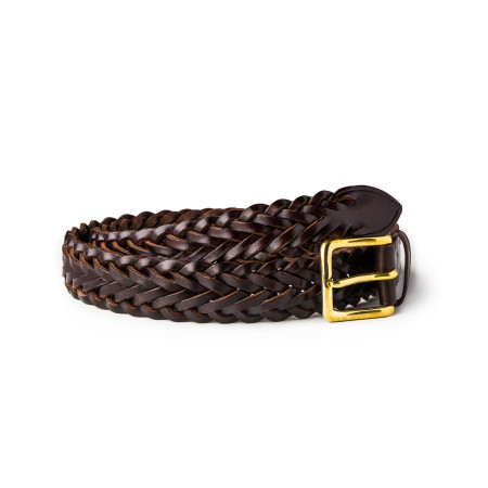 Hand Plaited Belt