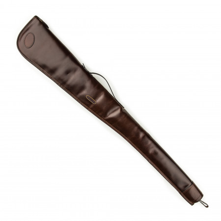Deeley Shotgun Slip in Dark Tan