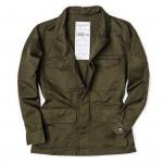 Ladies Scout Safari Jacket in Olive