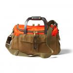 Heritage Sportsman Bag - Tan/ Orange