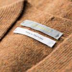 Lauder Lambswool Waistcoat in Tiger