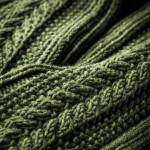 Vaynor Shooting Sock in Leaf & Bark