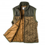 Ultra Light Weight Vest in Field Olive
