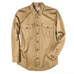 Safari Cloth Shirt in Khaki
