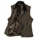 Men's Heiko Fur Lined Gilet