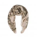 Cashmere Paisley Scarf