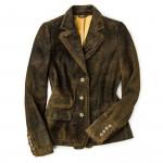 Ladies Loreley Leather Jacket