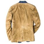 Men's Ferdi Austrian Suede Jacket