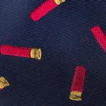 Navy Cartridge Tie