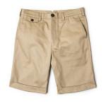 Pathfinder Twill Shorts in Stone