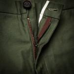 Pathfinder Shorts in Hunter Green