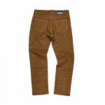 Moleskin Jeans Short In Seam in Country Tan