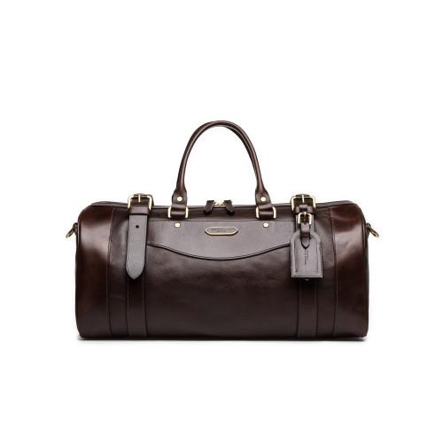 Small Sutherland Bag in Dark Tan