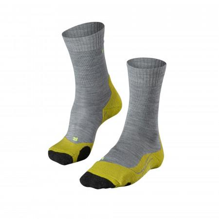 TK2 Mens Socks in Yellow
