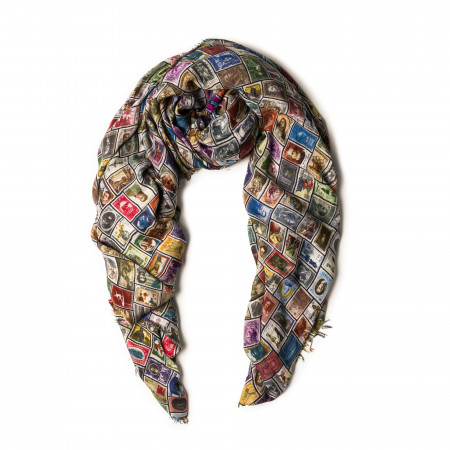 Stamps Scarf