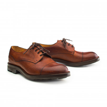 Edward Green Dundee Rosewood Country Shoe