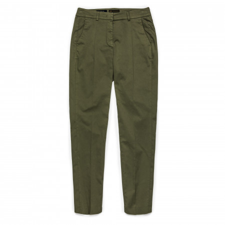 Ladies Paolina Trousers in Olive