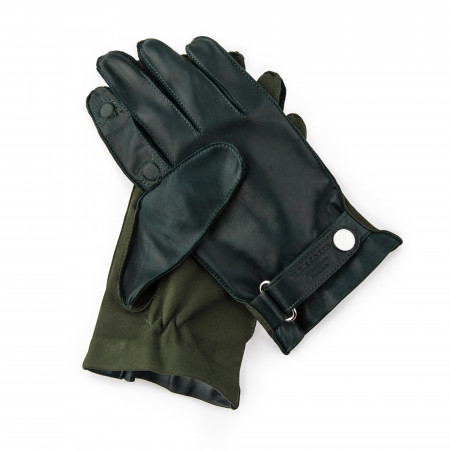 Premium Shooting Gloves - Green - RH