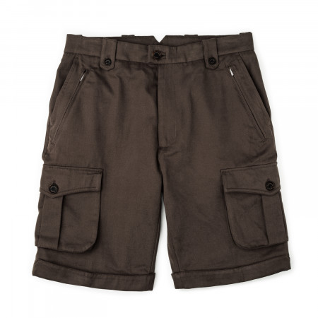 Safari Shorts in Bark
