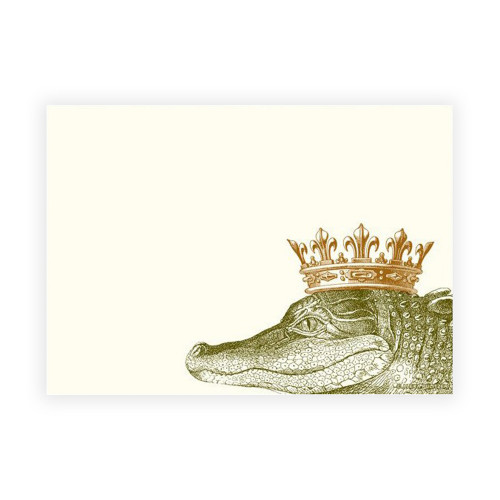 King Gator - Set of 10 Notes