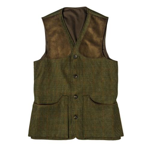 House Tweed Shooting Waistcoat