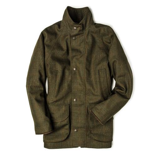 House Tweed Shooting Coat