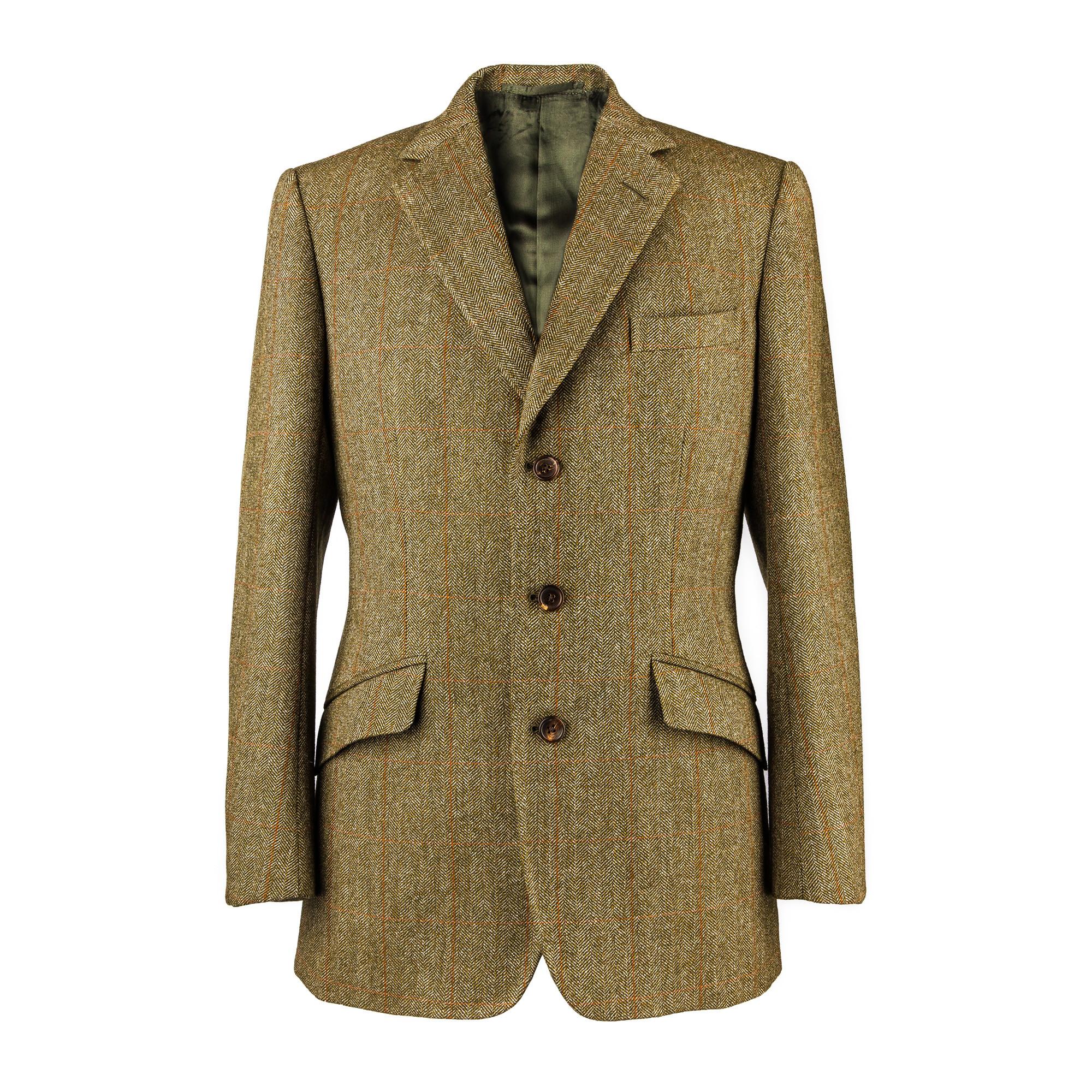 Westley Richards Tweed Shooting Jacket