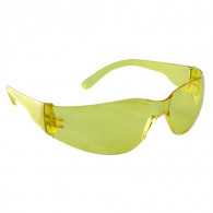 Radian Yellow Shooting Glasses