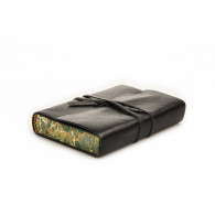 Leather Notebook - Black