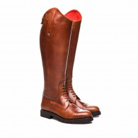 T.ba T.ba Leather Polo Boots