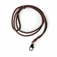 W. R. & Co. Hand Plaited Lanyard