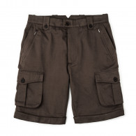Westley Richards Safari Shorts in Bark