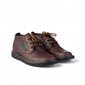 Courteney Boot Company Vellie Shoe - Buffalo Leather