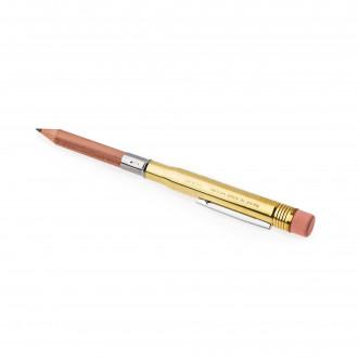 Midori Brass Ammunition Pencil