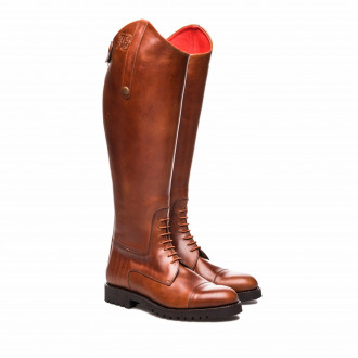 T.ba Leather Polo Boots