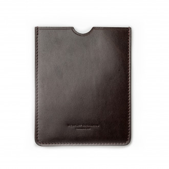 Westley Richards European Certificate Wallet in Dark Tan