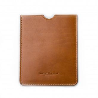 Westley Richards European Certificate Wallet in Mid Tan